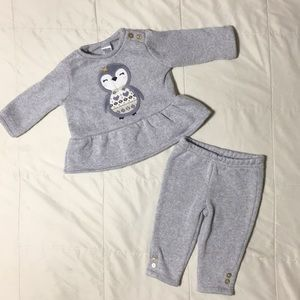 Carters sweater outfit size 3 months